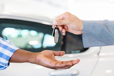 dealership keys